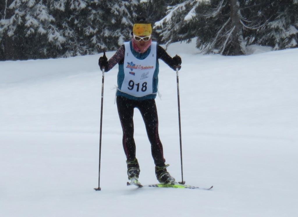 Etoile des Saisies Manikala Ski