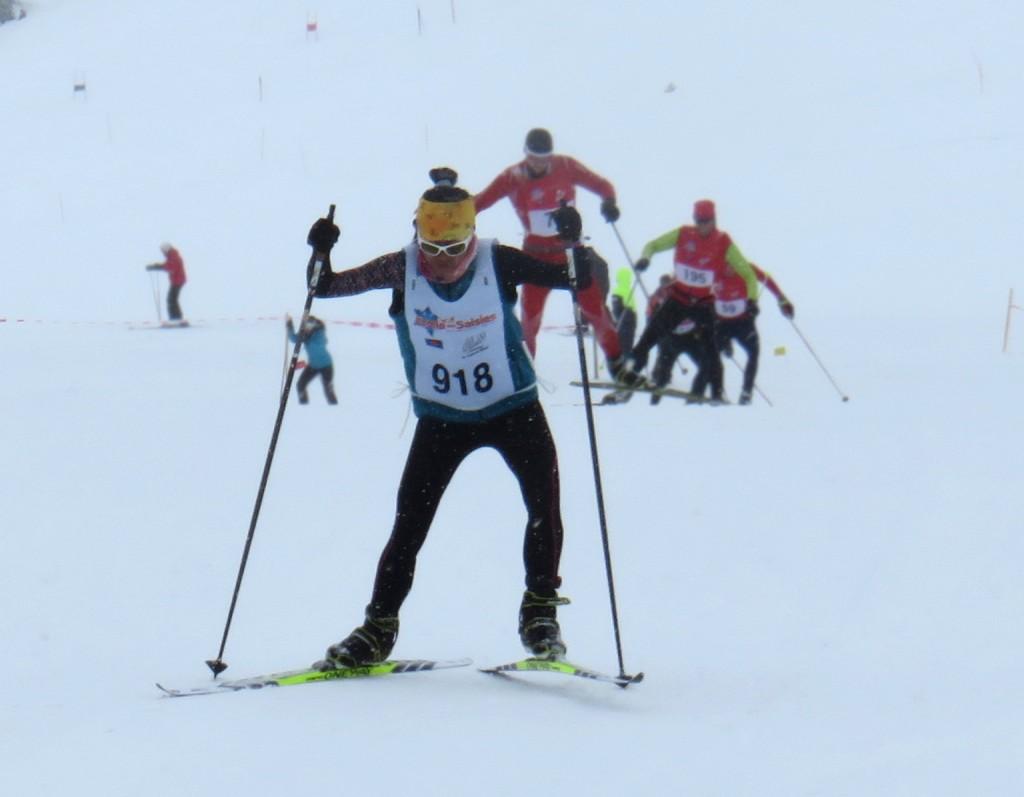 Etoile des Saisies Ski Group